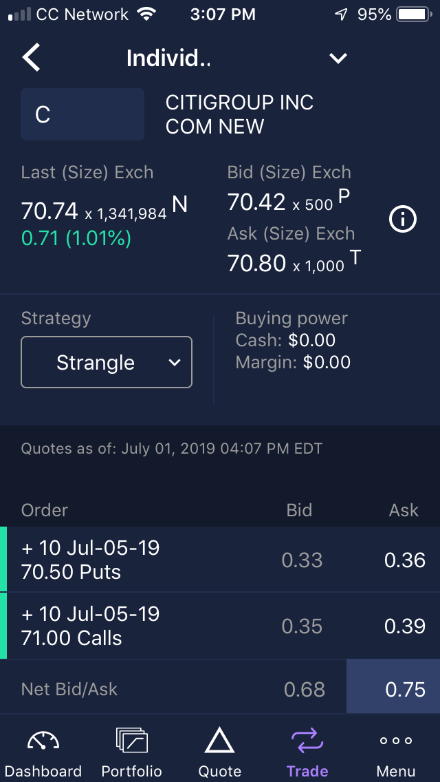 Etrade Review (Investment Account) [2019]
